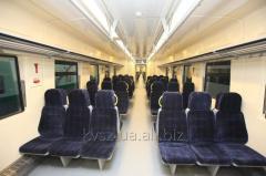 Passenger diesel train DPKR-2
