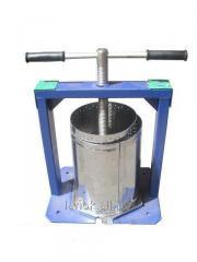 Press for juice Vilen of 15 l