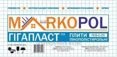 Polyfoam of brand PSB-S-25 1000*1000*50