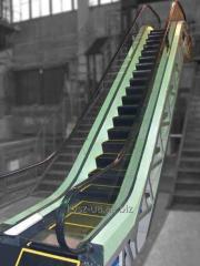 The floor-by-floor escalator of the facilitated EK
