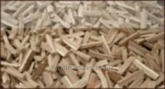 Dry firewood of long burning, Kiev region