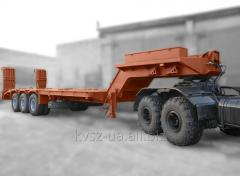 Semi-trailer automobile KVSZ-5001