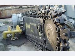 Spare parts of the Mining equipmen