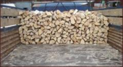 The best firewood for a fireplace