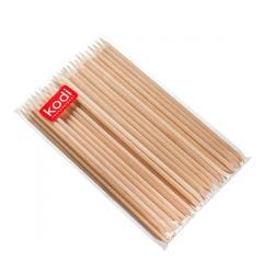 Orange sticks (15 cm) of 50 pieces