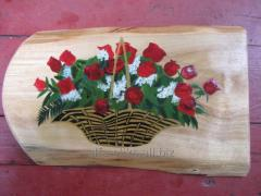 Картина. Розы