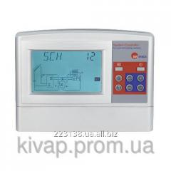 The controller for heliosystems under pressure of