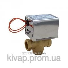 The valve of the 3rd zonal with the drive 220B