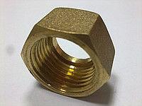 Cap nut for GofraFlex gofrotruba under flaring 13B