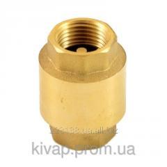 Backpressure valve Lavita 3/4 (mother)