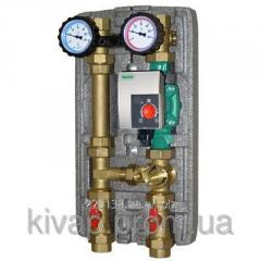 Pump group BRV CLIMA 4 20359R-M3-HC4-P6 from the