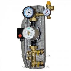 Pump group for the solar BRV systems, 1 line,
