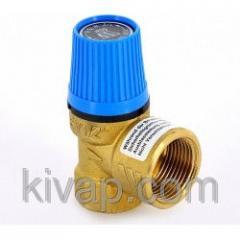 Предохранительный мембранный клапан SVW6 1/2 6 BAR