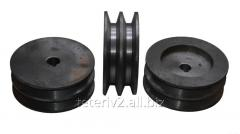 CMM 08.102 reducer pulley
