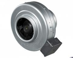 The fan for round canals Vents of VKMts 160