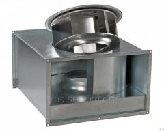 The fan for rectangular canals Vents of VKP / VKPI