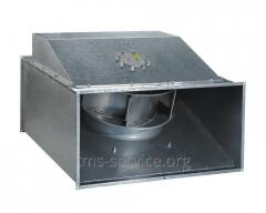 The fan for rectangular canals Vents of VKP 4D