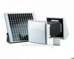 Децентрализованная система вентиляции Вентc ТвинФреш Солар СА-60