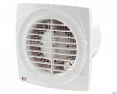 Axial wall and ceiling fan of Vents of 100 D turb