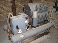 Compressor air PKS-5,25