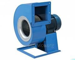 Spiral centrifugal fan of Vents of VTsUN