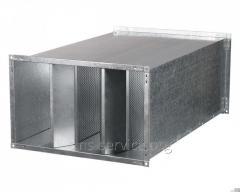 Шумоглушитель СР 1000х500