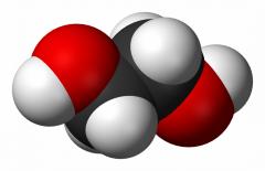 Этиленгликоль НО-СН2-СН2-ОН, моноэтиленгликоль, гликоль, 1,2-диоксиэтан, 1,2-этандиол