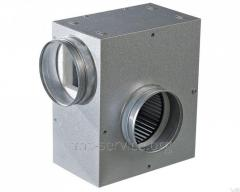 Shumoizolirovanny fan of Vents of KCA 150-2E