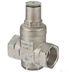 Pressure reducer piston