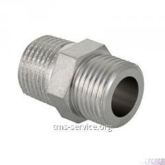Fitting from stainless steel – the nipple