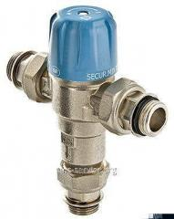 Клапан смесительный thermomix регулируемый VT.MT10RU