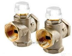 Three-running thermostatic mixing valve 3