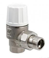 The valve thermostatic the increased capacity