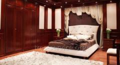 Die Möbel für die Schlafzimmer
