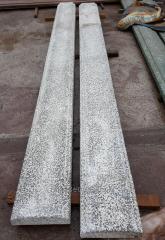 Перило, бетонное с мраморной крошкой
