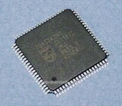 Аналоговые ИС TSB41AB3IPFPEP TI HTQFP80 339317