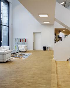 Parquet for heated floors 10x8x160