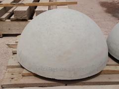 Hemisphere concrete