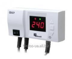 Контроллер CS-07 для управления насосом