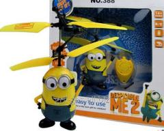 "Interactive toy ""The flying minions"