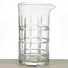 Shaker of crystal 9996 750 ml cutting 900/85