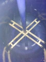 Reactor blue enamel Cern 6,3 m3.