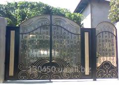 Металлоконструкции ворота