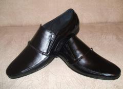 Туфли кожаные оптом от производителя, Львов