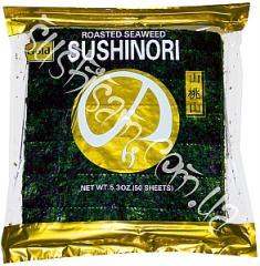Seaweed for sushi, Nori GOLD Yama Moto Yama