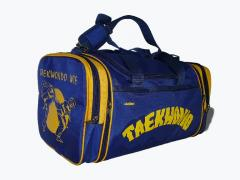 Sports bags of WTF