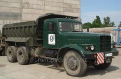 KRAZ 256 dump truck