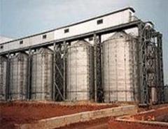 Зернохранилища быстровозводимые