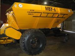 МВУ-6 Разбрасыватель минеральных удобрений