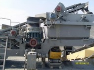 Crushers conical large crushing: KVKD-1450/180;